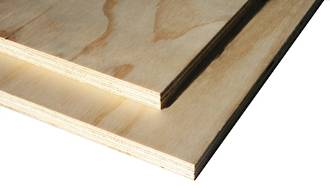 Ply CPD NS UT 2400 x 1200 x 25mm