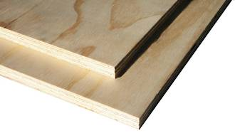 Ply DD Struct UT 2400 x 1200 x 12mm